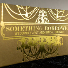 "US Grant 2014 Bridal Brunch "" Something Borrowed"""